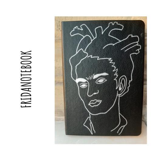 notebook frida