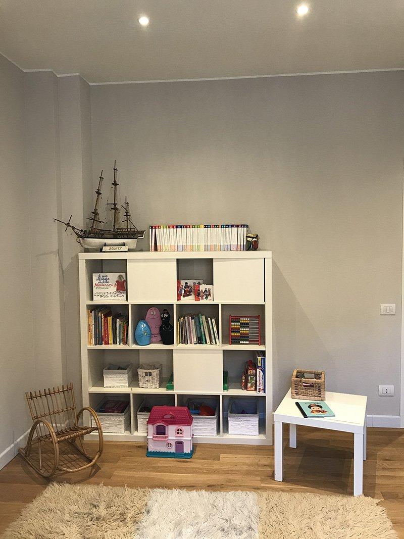stanza dei giochi terapeutici infanzia e adolescenza